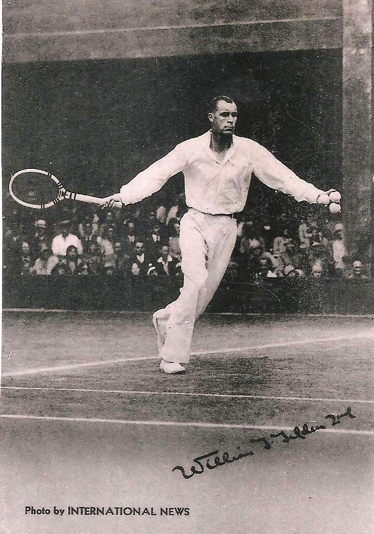 bill tilden Bill tilden was a controversial tennis legend who dominated the sport in the 1920s, but died in disgrace.